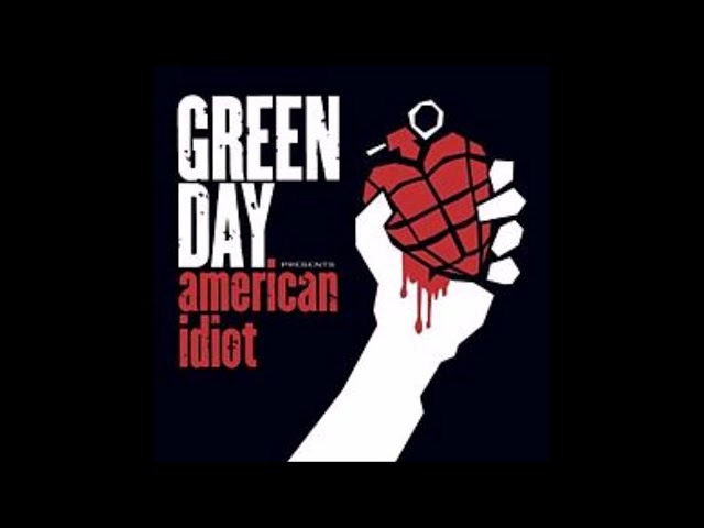 Green Day Boulevard of Broken Dreams lyrics