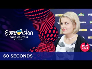 60 Seconds with Norma John from Finland