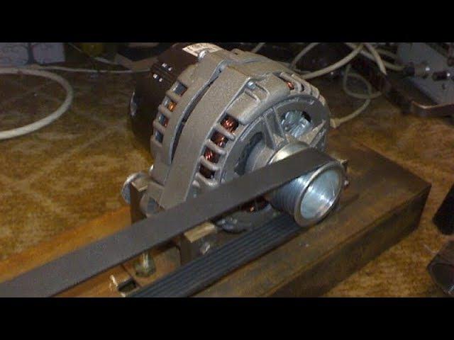 Сварочный аппарат из автомобильного генератора cdfhjxysq fggfhfn bp fdnjvj bkmyjuj utythfnjhf