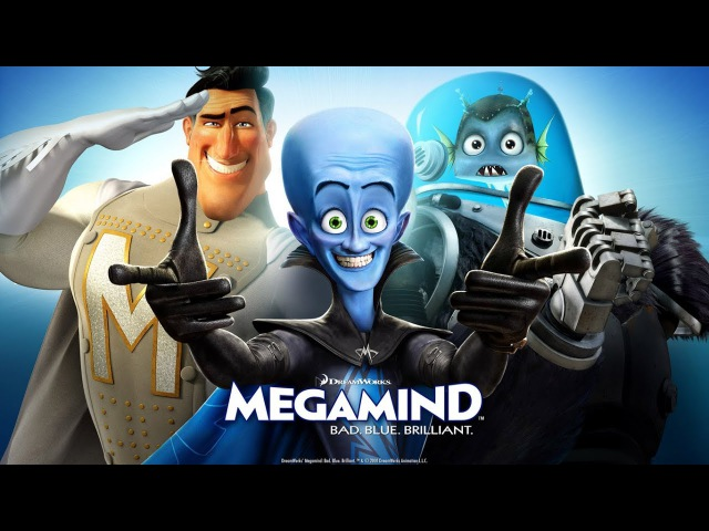 Мегамозг - 2010 Русский трейлер HD Megamind trailer rus HD