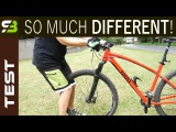 Huge Stiffness Difference: Fox 32 Performance, RockShox Reba, RS-1, Lefty XLR.