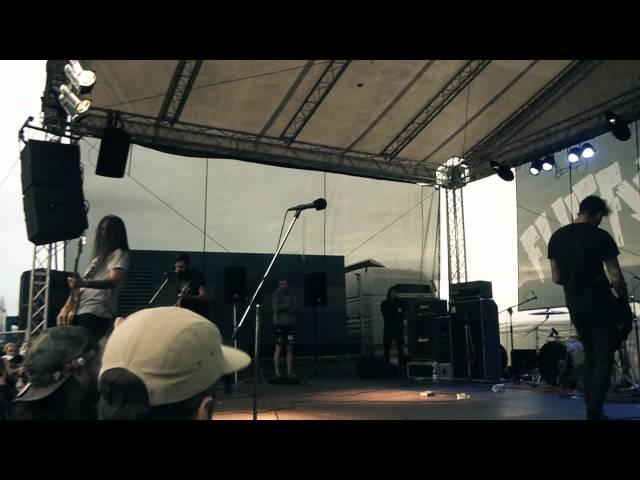 LOMA PRIETA - 20.07.2012 - Fluff Fest (Tschechien)