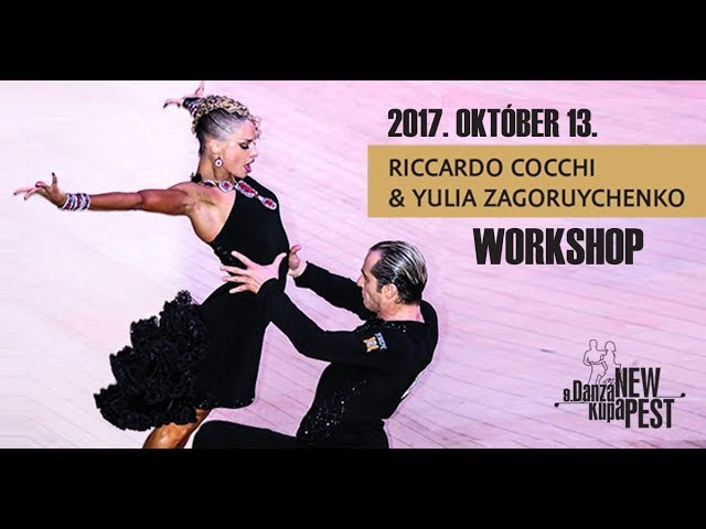 Riccardo Cocchi / Yulia Zagoruychenko, 9.Danza Kupa 2017- Showdance Jive