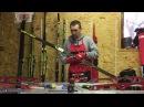 Подготовка коньковых лыж - МК от сервисера сборной России по лыжным гонкам, Петра Трифонова.