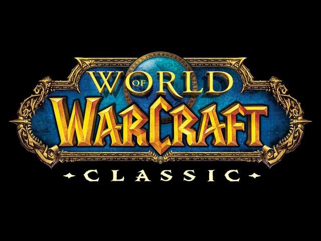 Анонс World of Warcraft Classic