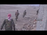 Address of the Syrian army forces attacked Daesh in Deir al-Zour