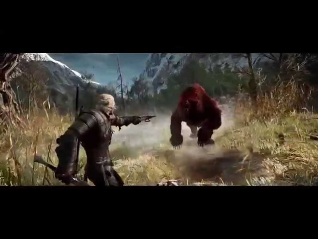 The Witcher 3: Wild Hunt | Sword of the Witcher by Vader Music Video