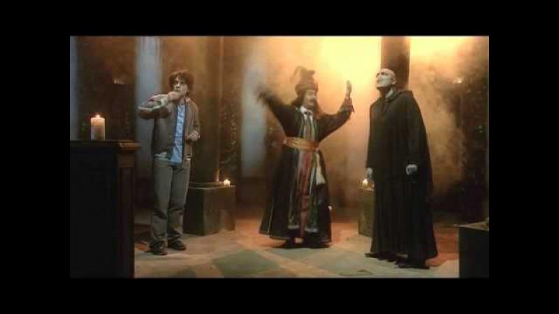 Большая разница Амаяк Акопян в Гарри Поттере