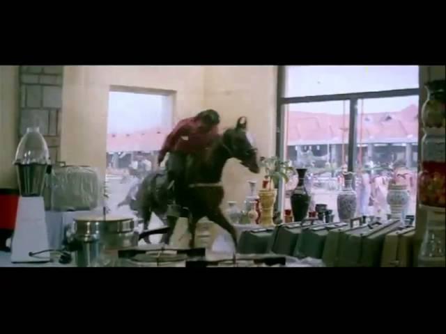 Индийское киношедевр - крутейшая сцена погони за всю историю кинематографа