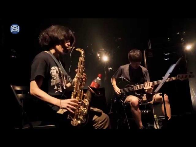 Goat - NEW GAMES @『Rhythm&Sound』 release live