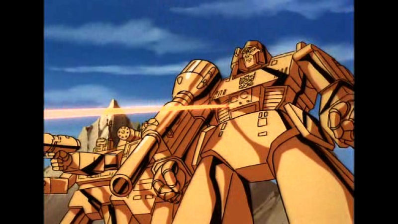 The Transformers (G1) - 2x25 - The Golden Lagoon