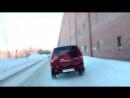Прямоточная система на Chevrolet Niva