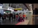 аэропорт_танцы живота_Арабские Эмираты_1