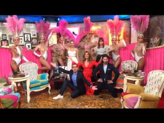 Buenos Aires Canal 13 Programa Jaula de la Moda!