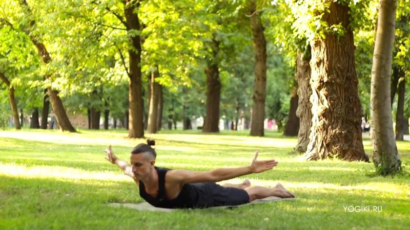 Упражнения от сутулости. Комплекс для осанки и здоровой спины на 20 минут (1)