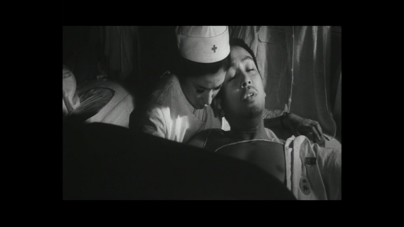 Трейлер: Красный ангел / Akai tenshi / Red Angel (1966, Япония) (Ясудзо Масумура / Yasuzo Masumura)