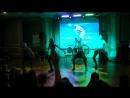 Академия Москва ноябрь 2016 Танцевальный номер от студии сестер Купер