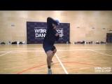 DEZ SOLIVEN Jeremih - London Worldwide Dance Camp 2017 Russia