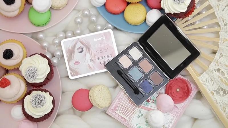 Новая Алиса в Стране чудес - Мария Вей о BeautyBox от Faberlic