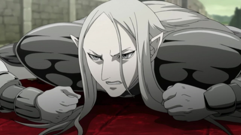Claymore Ep 08