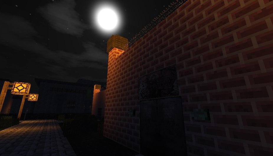 Minecraft:Post-Soviet Mafia