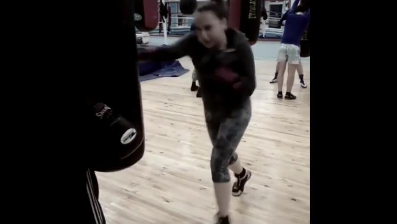 Вчера меня пригласили на тренировку к @alik.boxer... Казань 18.11.2017