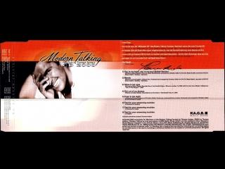Modern Talking Fan Club By Thomas Anders - CD 2000