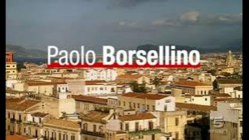 1. Paolo Borsellino - 1 серия