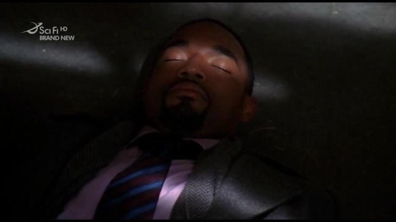 Eastwick 1x11 - Magic Snow and Creepy Gene (2009)