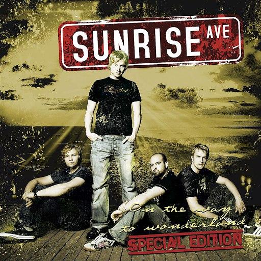Sunrise Avenue альбом On The Way To Wonderland.