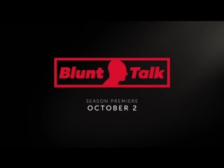 Блант говорит (2 сезон). Трейлер / Blant talk. Season 2. Trailer.