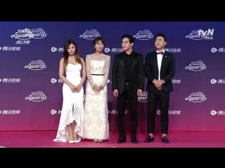 [AWARD] A PINK (EunJi) × OTHER - RED CARPET (161OO9 tvN