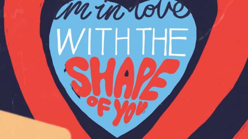 Ed Sheeran - Shape Of You [remix DJ Ashir]