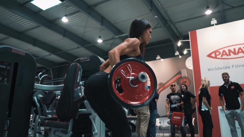 Яна Кузнецова- IFBB PRO Fitness Bkini/Спортсменка VPLab nutrition