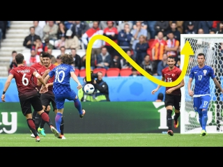 ТОП-10 голов слету в истории футбола ●
