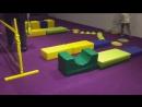 Способ обучения техники ударов справа и слева Ритм тенниса баланс равновесие меткость у детей 3 лет по программеTENNIS 2x5