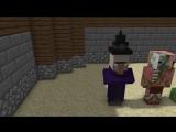 Monster School- Girls vs Boys Swimming Challenge - Minecraft Animation