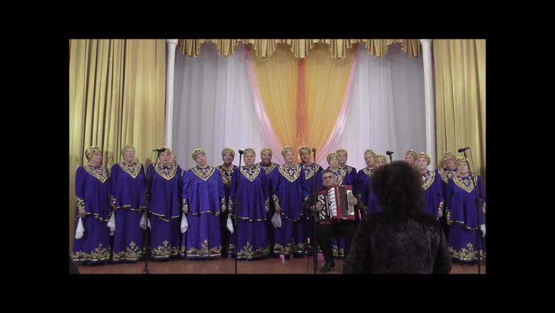 Видео1 Межрайонный смотр-конкурс хоровых коллективов