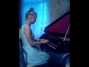 Игра на клавесине