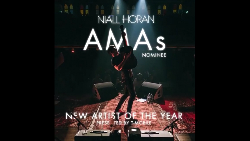 You have until Sunday 19th November at 559 PM PST to vote for me for New Artist of the Year .