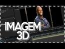 [TUTORIAL DORGAS] Como TRANSFORMAR IMAGEM 2D EM 3D - AFTER EFFECTS