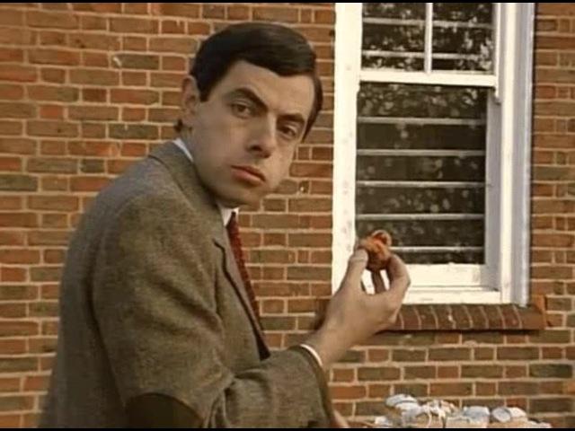Mr. Bean/Мистер Бин · coub, коуб