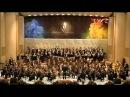 """""""George Enescu"""" Philharmonic Choir performing Verdi's Te Deum"""