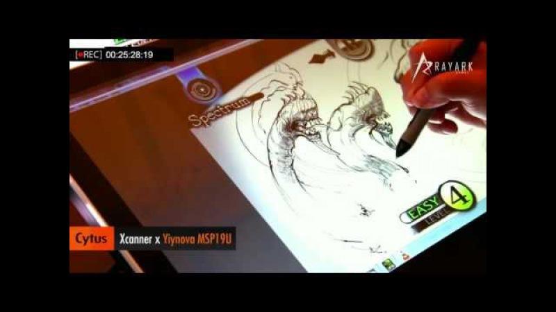 Cytus Song Preview SP Hercule Powered by Yiynova MSP19U