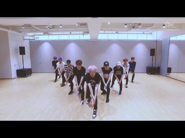 NCT 127 DANCE PRACTICE VIDEO CHERRY ver.