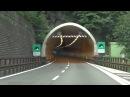 4. Италия - Автобан в Альпах