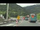 3. Австрия - Италия - Автобан в Альпах