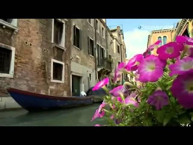 Венеция, тонущий город Город наизнанку 3 DISKOVERY k valeriu2206