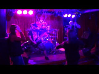 The Rigor Mortis - Humans Experiments (live in Minsk - 30.10.16)