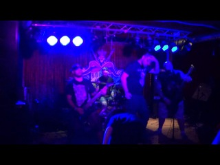The Rigor Mortis - Dead and Buried - Mortician cover (live in Minsk - 30.10.16)